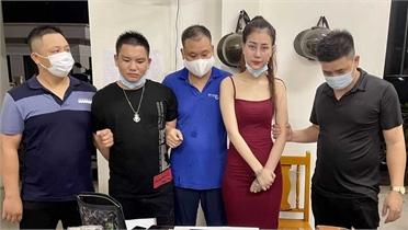 Bắc Giang: Bắt quả tang 2 đối tượng mua bán trái phép chất ma túy