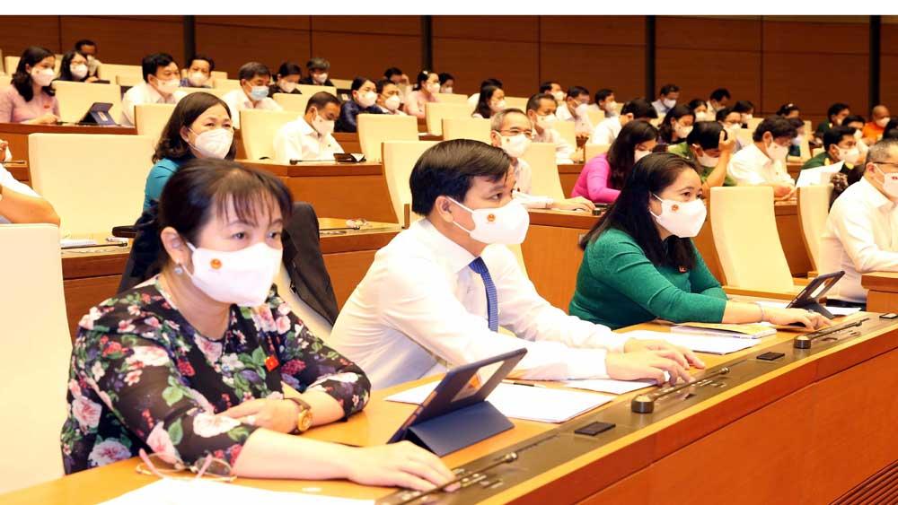 Quyết định, cơ cấu , số lượng thành viên Chính phủ, 27 thành viên
