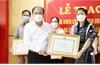 Bắc Giang: Khen thưởng 56 tập thể, cá nhân có thành tích trong phòng, chống dịch