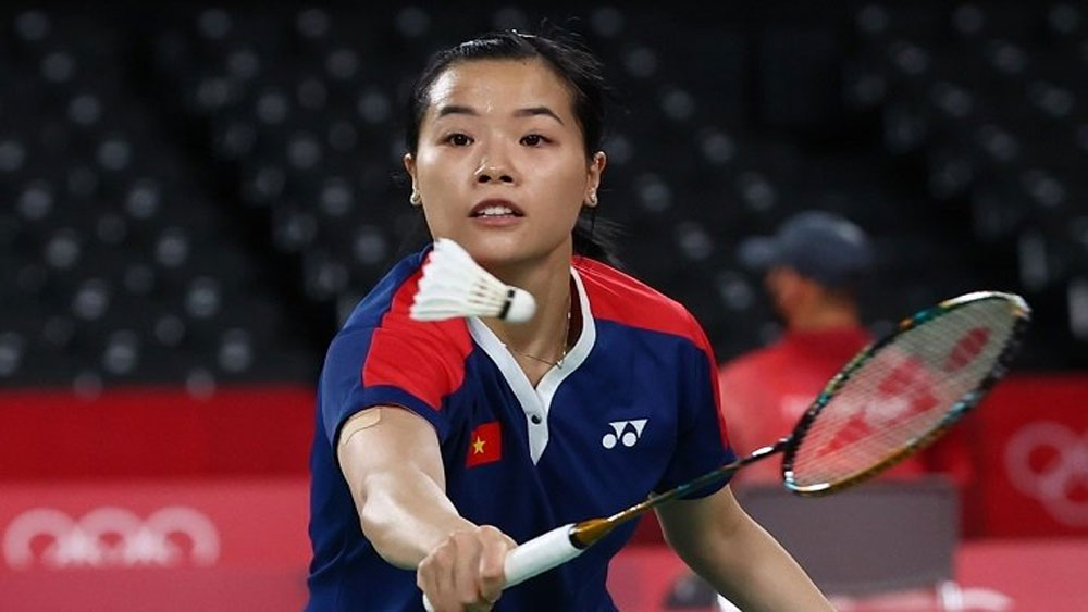Shuttler Nguyen Thuy Linh, bids farewell, Olympics, impressive win, quarterfinal berth,  world rankings, group stage campaign