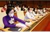 Thông qua Nghị quyết về phê chuẩn quyết toán ngân sách nhà nước năm 2019