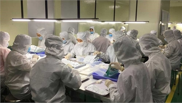 Test nhanh kháng nguyên SARS-CoV-2 do Việt Nam sản xuất có độ nhạy, độ đặc hiệu cao