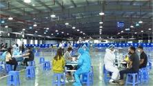 Video: Bắc Giang ưu tiên tiêm vaccine phòng Covid-19 cho công nhân
