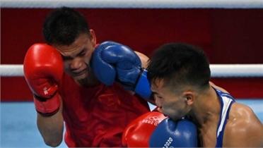 Văn Đương thua võ sĩ đứng thứ ba thế giới ở Olympic