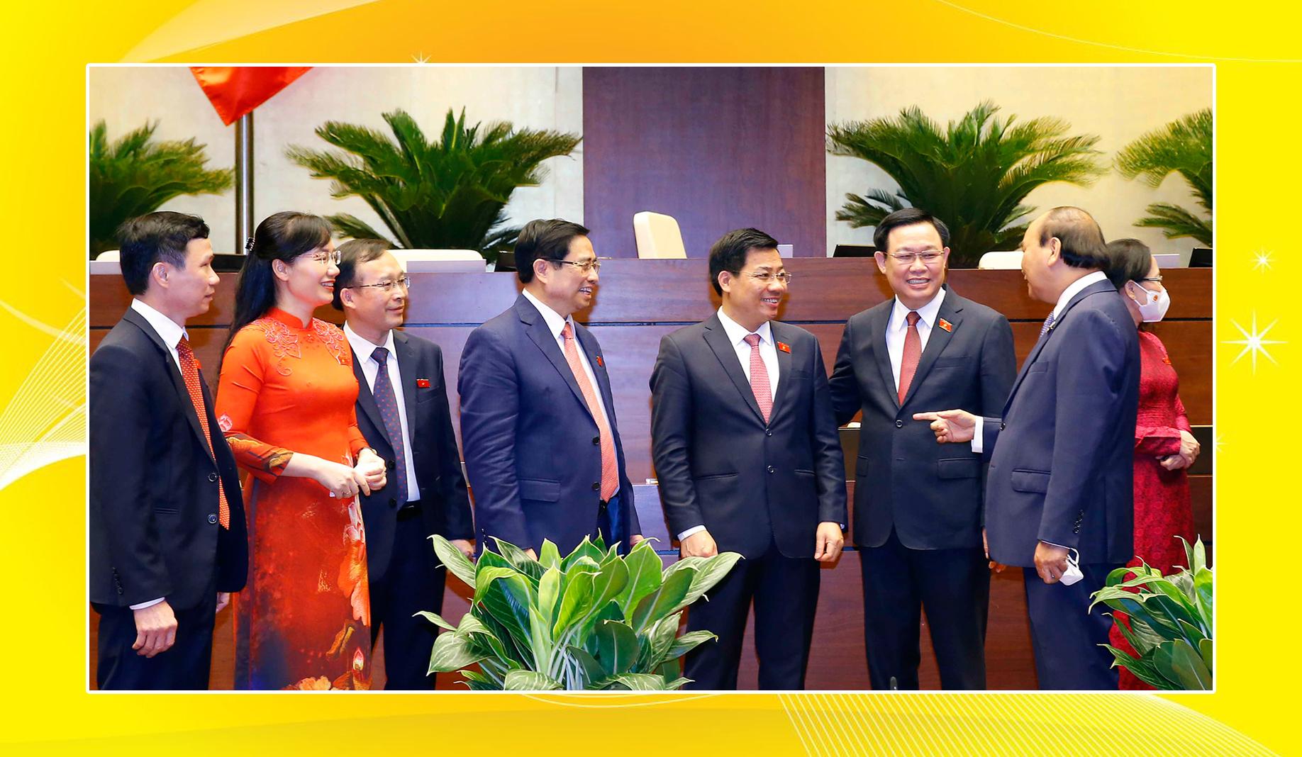 Quốc hội khóa XV, Đoàn Đại biểu Quốc hội, Bắc Giang, Báo Bắc Giang
