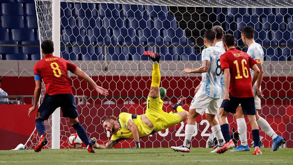 Nhật Bản,đội tuyển Olympic Tây Ban Nha,đội tuyển Olympic Argentina,đội tuyển Olympic Ai Cập