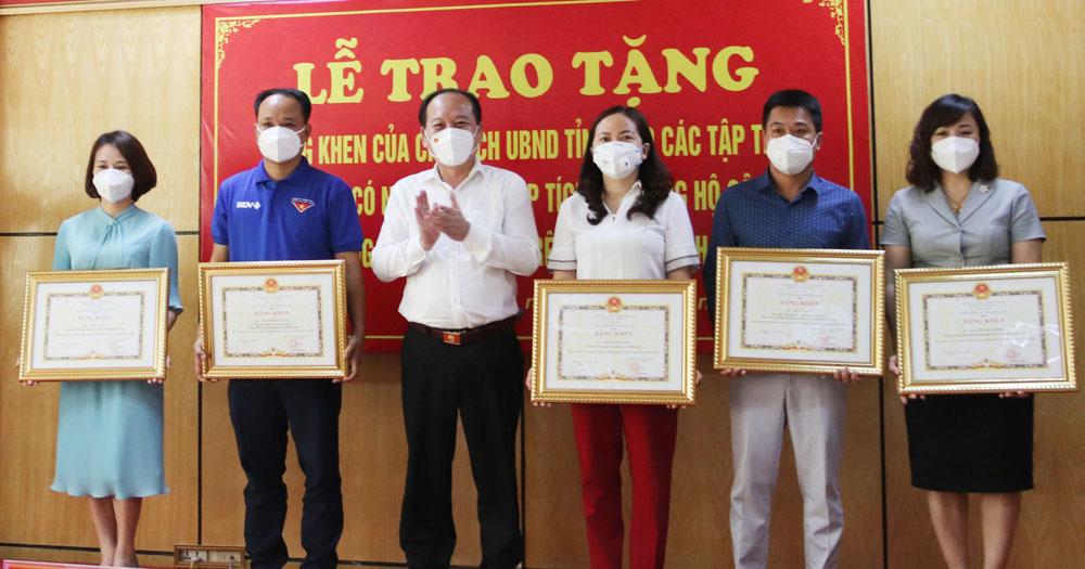 Bắc Giang, Dịch bệnh đi qua, Nghĩa tình ở lại, bài học kinh nghiệm, phòng, chống dịch