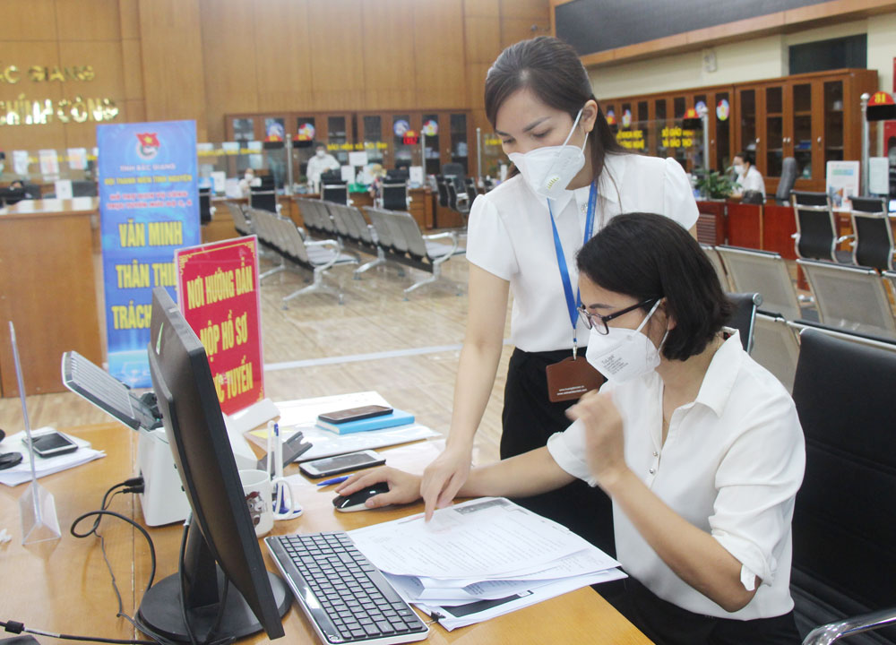 Bắc Giang, doanh nghiệp, tiếp nhận thông tin, công nghệ thông tin