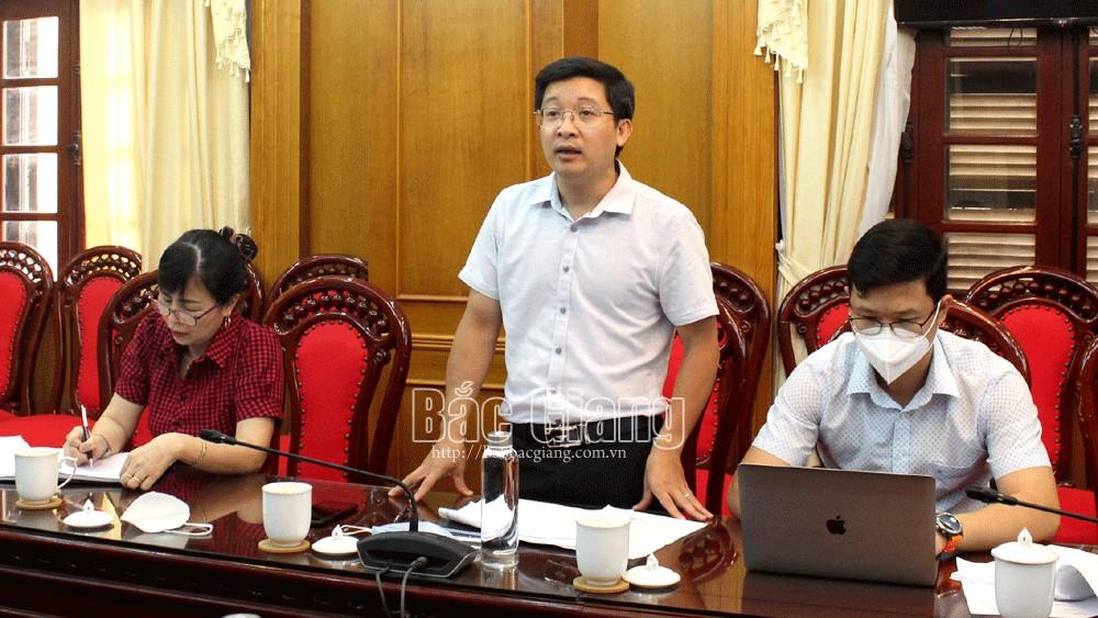 Bắc Giang, thẩm tra dự thảo, trình kỳ họp thứ 2, HĐND tỉnh