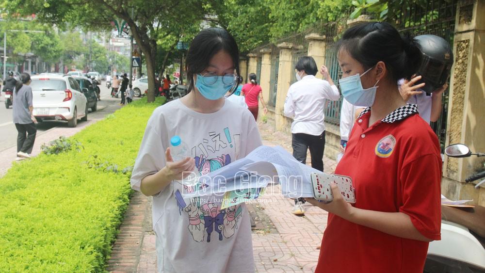 thi lớp 10, THPT Chuyên Bắc Giang, Bắc Giang, giáo dục.