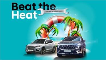 Beat The Heat (chăm sóc xe - hè mát lạnh)