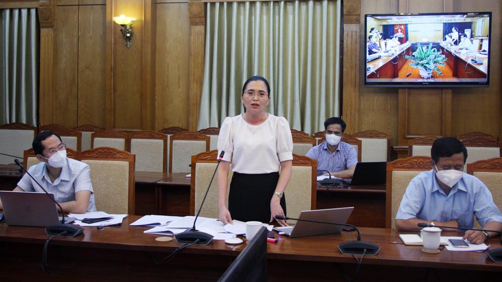 Bắc Giang, hỗ trợ, phòng chống dịch, Nghị quyết 68, Quyết định 23, đồng chí Mai Sơn