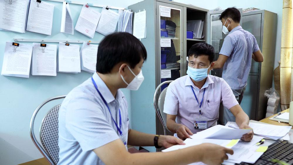 Bắc Giang, ban hành, nghị quyết, công tác Đảng