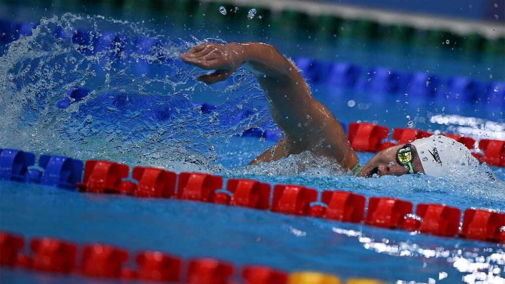 Ánh Viên, vòng loại 800 m tự do