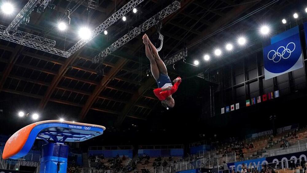 Simone Biles,Olympic Tokyo 2020