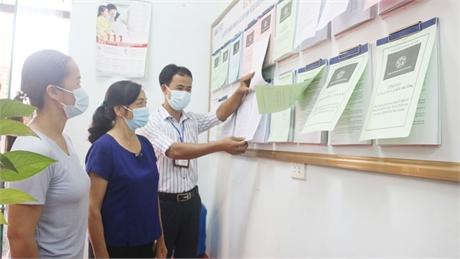 Lạng Giang: Nhiều giải pháp nâng cao hiệu quả bộ phận 'một cửa' cấp xã