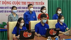 Thành đoàn Bắc Giang: Phát động cuộc thi trực tuyến tìm hiểu Nghị quyết của Đảng