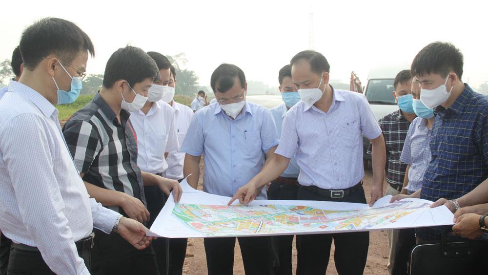 khôi phục sản xuất, Phan Thế Tuấn, Bắc Giang, dịch Covid-19.