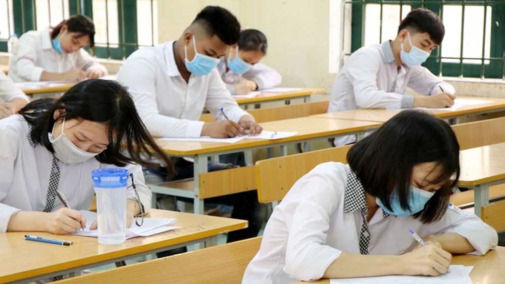 Phương án tuyển sinh, đại học, thí sinh, được xét tốt nghiệp THPT
