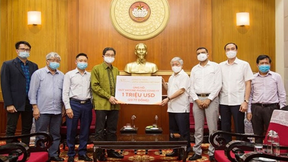 VFF Central Committee allocates VND46 billion to fight against the pandemic