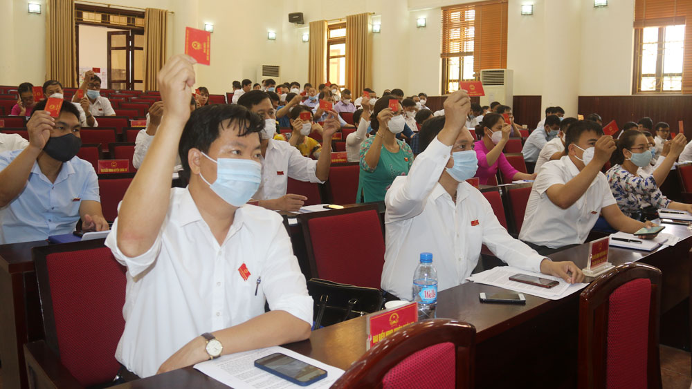 Bắc Giang, HĐND, huyện Việt Yên, kỳ họp