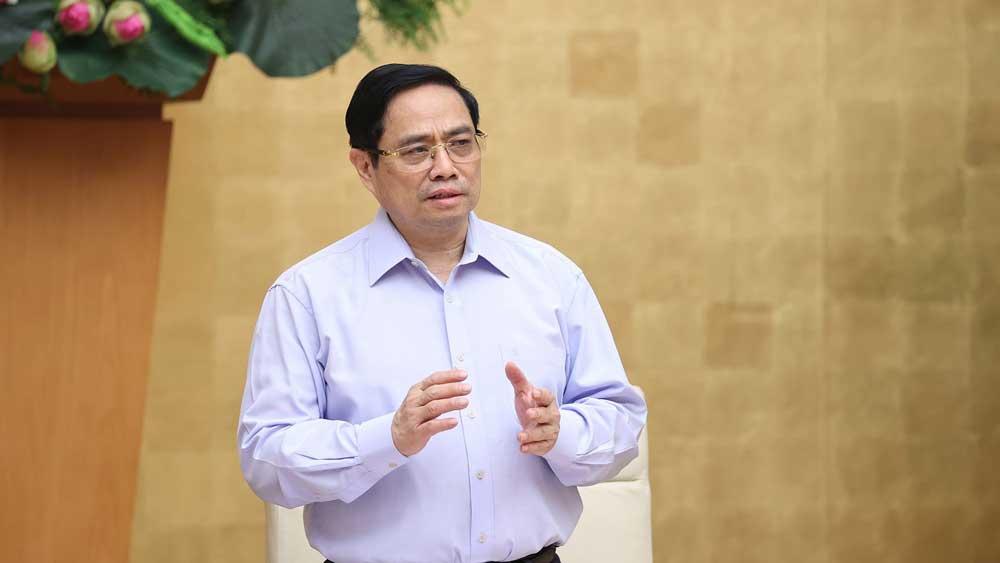 Thủ tướng Phạm Minh Chính, nhận thức ,giải pháp mới, chống dịch Covid-19
