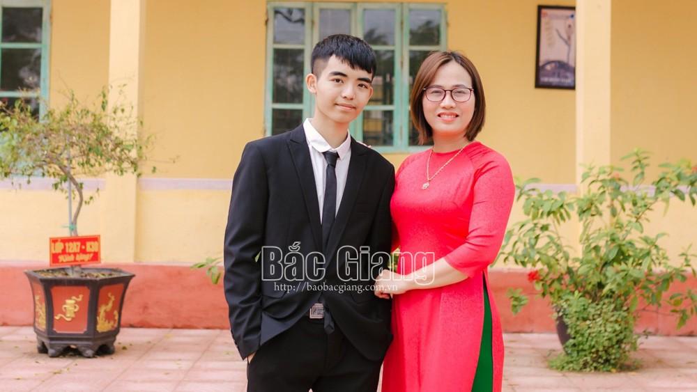 Bắc Giang, giáo dục, THPT Lục Nam, Nguyễn Phương Lan, thủ khoa, học sinh giỏi