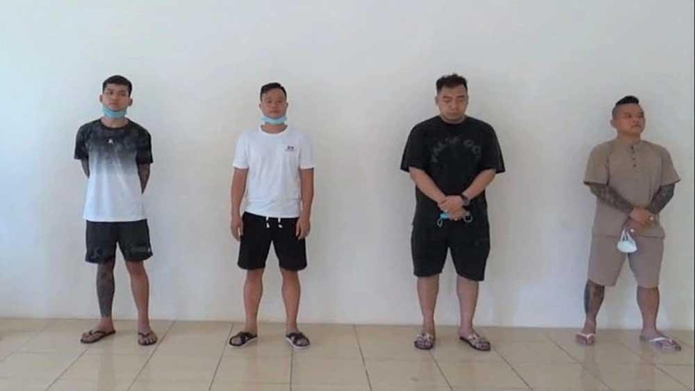 Thánh chửi Dương Minh Tuyền, bị bắt, bay lắc, quán karaoke