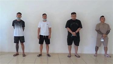 """""""Thánh chửi"""" Dương Minh Tuyền bị bắt khi """"bay lắc"""" trong quán karaoke"""