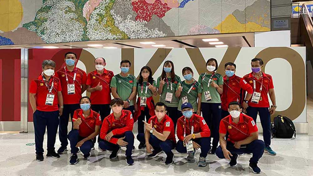 6 đội tuyển, trở về nước, kết thúc, hành trình thi đấu, Olympic Tokyo 2020