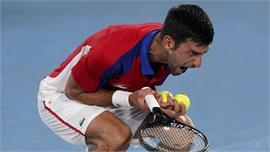 Djokovic tan mộng vàng Olympic