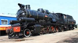 Sẽ được du lịch Huế - Đà Nẵng bằng xe lửa đầu máy hơi nước như ở châu Âu