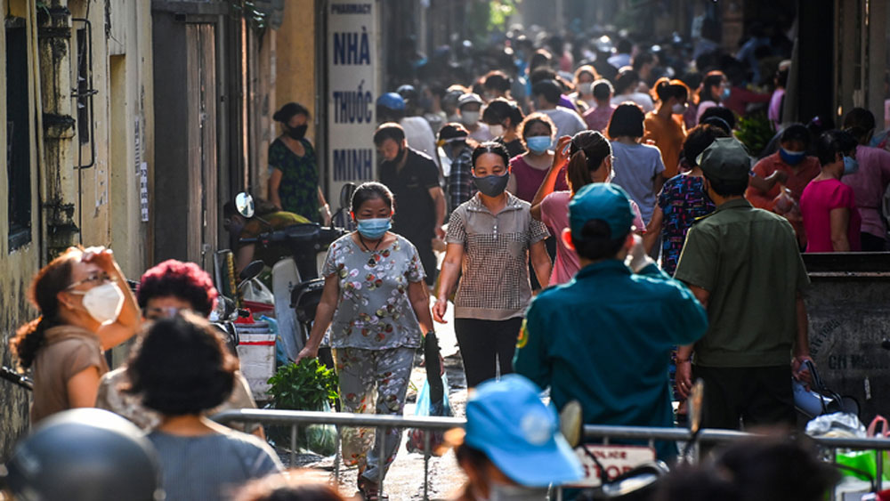 Hanoi, coronavirus trajectory, unpredictable, Covid-19 sources, coronavirus situation,  Covid-19 cases