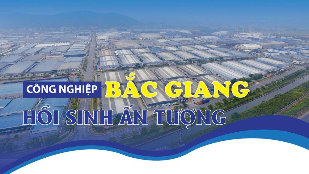 Công nghiệp Bắc Giang - Hồi sinh ấn tượng