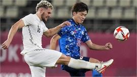 Nhật Bản vào bán kết bóng đá nam Olympic