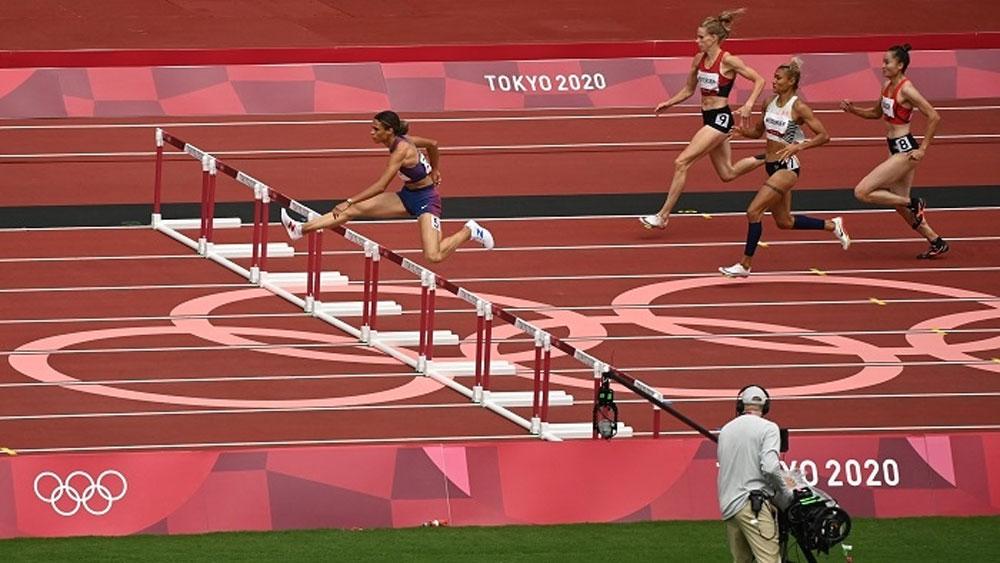 Olympics, Quach Thi Lan, try her best, Vietnam, first athletics semis, first Vietnamese runner, world's top athletes