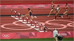 Olympics: Lan vows to try her best for Vietnam in first athletics semis
