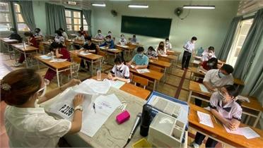 TP HCM không tổ chức thi tốt nghiệp THPT đợt 2