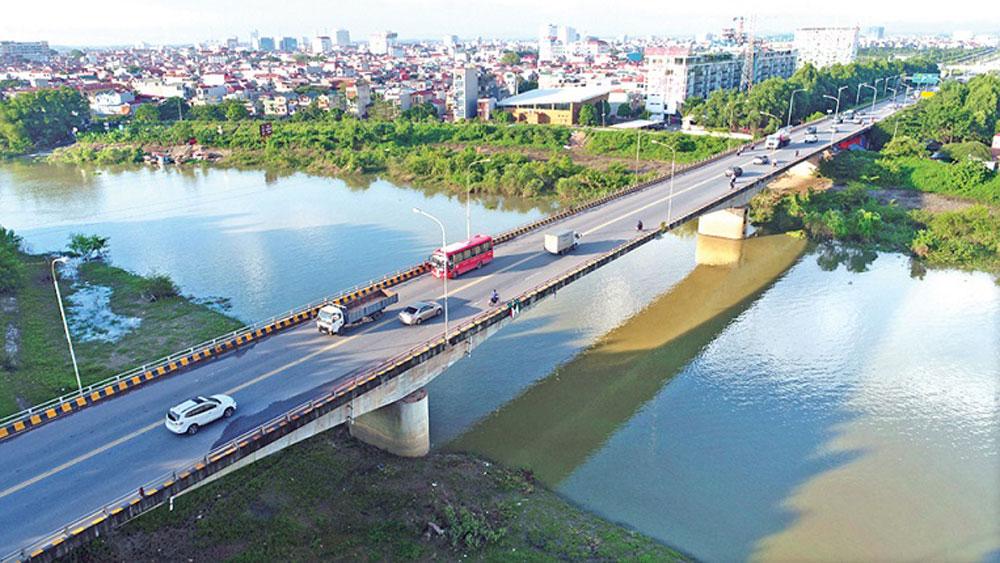 mở rộng cầu Xương Giang và Như Nguyệt; cao tốc Hà Nội - Bắc Giang