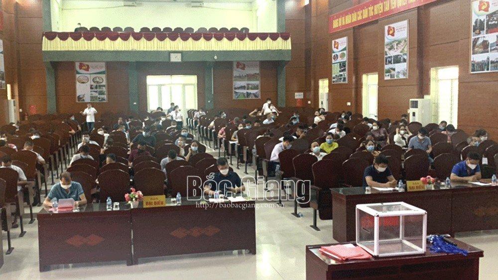 Bắc Giang: Thị trường đất nền ấm dần sau dịch Covid -19