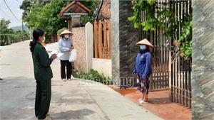 Bắc Giang: Tập trung kiểm soát người về từ vùng dịch