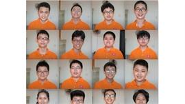 16 học sinh Việt Nam giành giải Toán học trẻ quốc tế