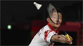 Chen Long thua chung kết đơn nam cầu lông Olympic