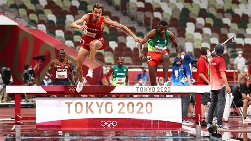 Kenya mất HCV 3.000m vượt chướng ngại vật sau 8 kỳ Olympic