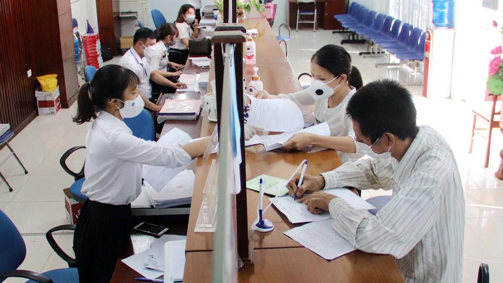 cải cách hành chính, Bắc Giang, Sở Nội vụ, thủ tục hành chính, một cửa, liên thông