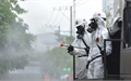 Bộ Y tế đề nghị không phun hóa chất diệt khuẩn ngoài trời