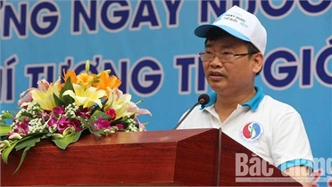 Vì sao ông Ngô Văn Xuyên, Phó Giám đốc Sở TN-MT Bắc Giang bị kỷ luật cảnh cáo ?
