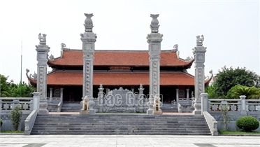 Bắc Giang: Các khu, điểm di tích vắng khách dù được phép mở cửa