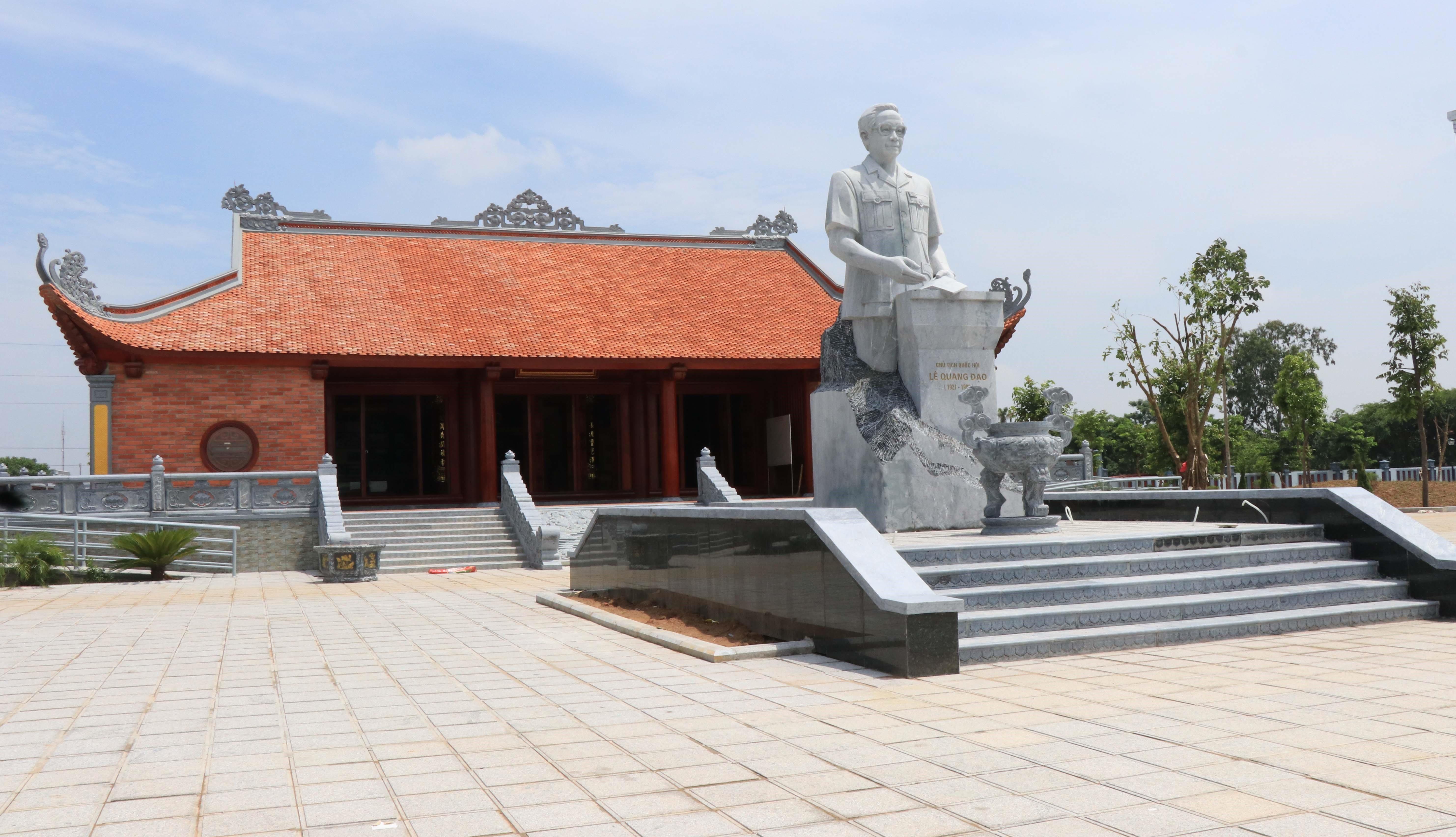 Từ Sơn, tự hào quê hương, Chủ tịch Quốc hội Lê Quang Đạo