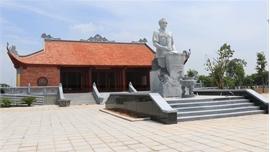 Từ Sơn - tự hào quê hương của Chủ tịch Quốc hội Lê Quang Đạo